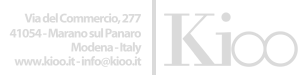 Kioo - Tecnologie di scorrimento per finestre ed Hammam